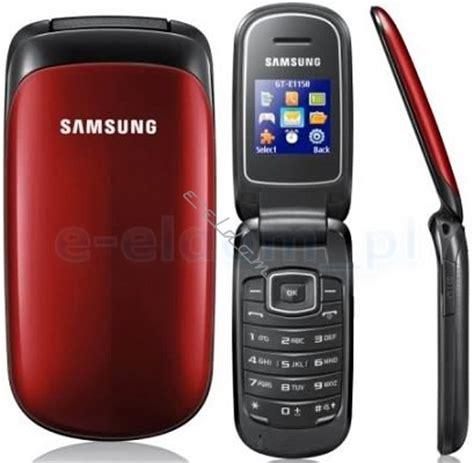 Handphone Samsung E6 telefon kom 243 rkowy samsung gt e1150i