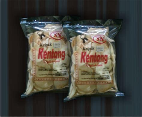 Kerupuk Udang Original Manis Cemilan kerupuk ikan kerupuk camilan snack keripik oleh oleh