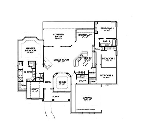 2500 square foot floor plans house plans and design modern house plans under 2500 square feet