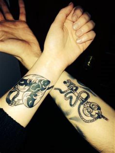couple tattoo bad luck originales tattoos para parejas enamoradas tatoo tattoo