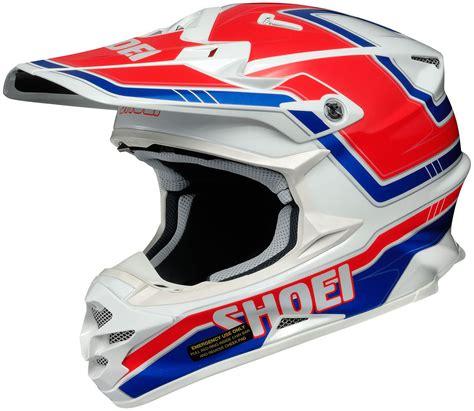 Gt Sports Motocross Merah No 168 shoei vfx w damon motocross helmet white shoei qwest