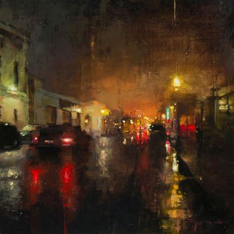 paint nite nyc phone number mann 1979 cityscape figurative painter tutt