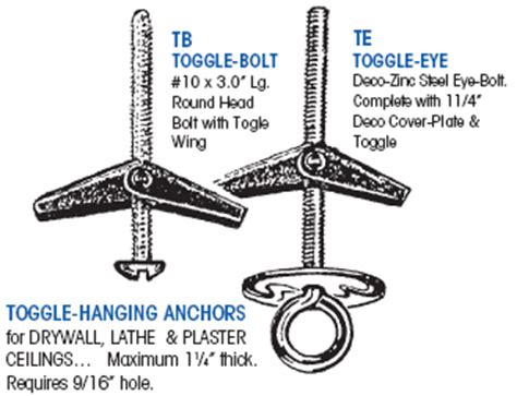 Heavy Duty Ceiling Anchors hang ups unlimited heavy duty hooks sign hanging kits
