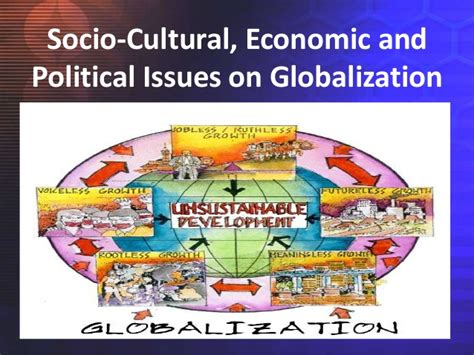 Culture In Economics globalization and education