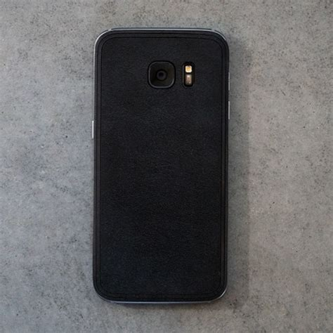 Skin Premiun Protector Samsung S8 Black Wood Texture 3m series skins for samsung galaxy s7