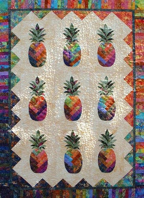 Pineapple Quilt Pattern by Pineapple Quilt Pattern By Northcountryquilts On Etsy
