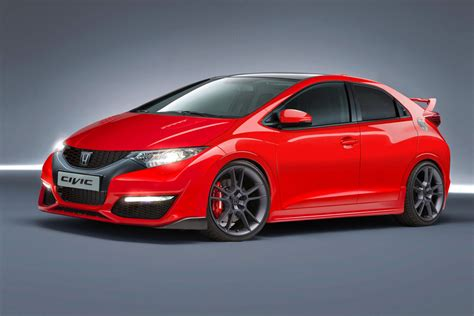Thrifty Car Types Uk by Honda Civic Type R To Get 2 0 Turbo Engine Auto Express
