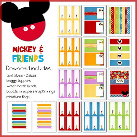 Label Nama Disney Mickey L 479 best images about mimmie on disney free printable and mickey minnie mouse