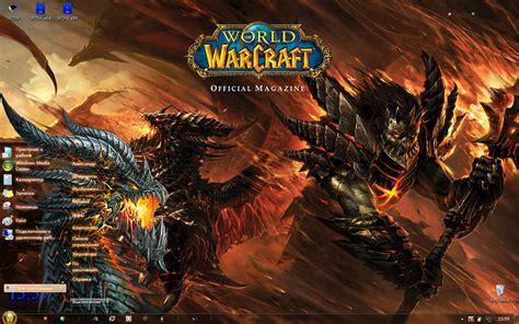 theme google chrome world of warcraft world of warcraft windows theme download aplito