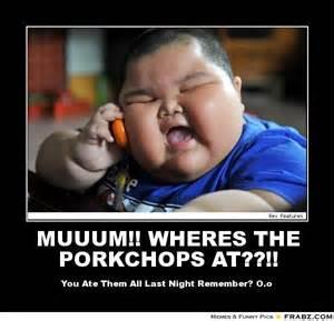 Pork Chop Meme - pork chops meme memes