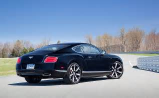 Bentley Gt Continental 2014 2014 Bentley Continental Gt Information And Photos