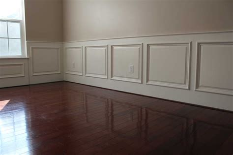 home remodeling wainscoting home depot with hardwood