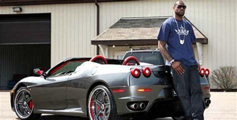 LeBron James' Car Collection   Autofluence