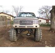 Purchase Used LIFTED 1988 GMC K3500 MONSTER TRUCK REBUILT