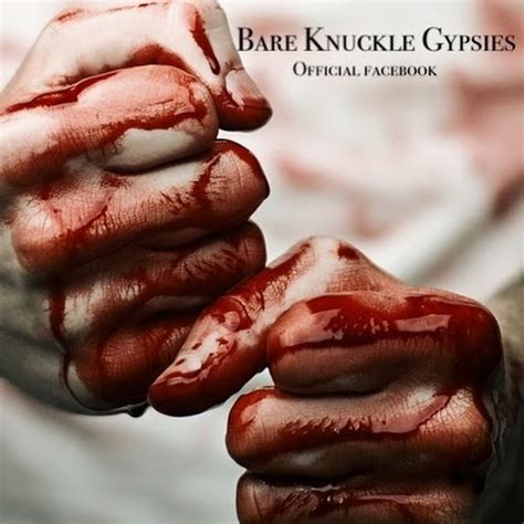 Bare Knuckle 1 pin bareknuckle boxing on