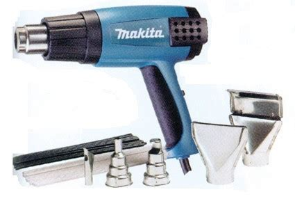Makita Original Tool Heat Gun Hg6003 Makita makita heat gun hg6020 kit with accessories