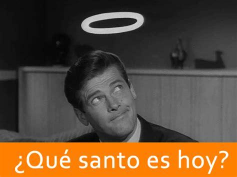 Dia De Tu Santo Calendario Santos