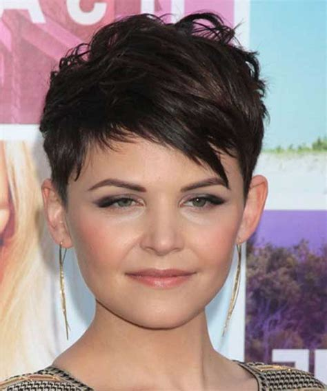 more ginnifer godwin pixie cut front and back views pixie cut long in front short hairstyle 2013