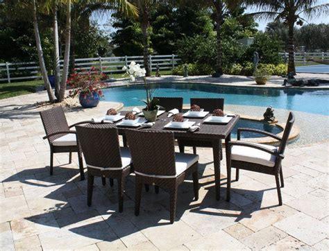 atlantis patio furniture atlantis 2 wicker patio dining arm chair set