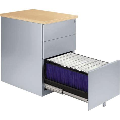 tiroir bureau caisson metallique hauteur bureau 3 tiroirs h s