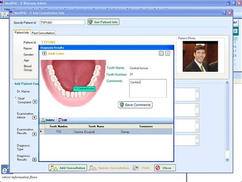 download dental template software excel invoice template