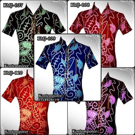 Kemeja Mocca Abstract Black batik jogja kemeja batik kombinasi seragam batik elegan grosir batik berkualitas laman 2