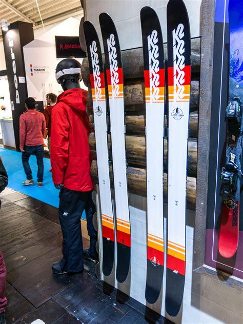 catamaran k2 ispo 2017 ski highlights teil 2 mit atomic k2 salomon