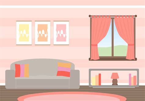 livingroom or living room free living room vector free vector stock