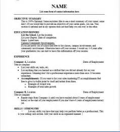 Resume Job Bullet Points by Example Resume Example Resume With Bullet Points