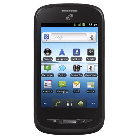 tracfone android zte merit z990g android tracfone excellent condition ebay