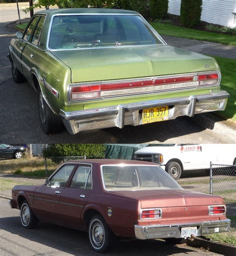 old car repair manuals 1976 plymouth volare interior lighting curbside classics 1976 plymouth volare and dodge aspen from an a to an f chrysler s deadly