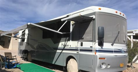 awning problems blue roads journal repairing your oasis elite door awning