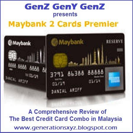 Credit Card Application Form Maybank Maybank Visa Signature Another Fantastic Credit Card By Maybank Credit Reports Reporting