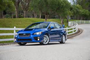 Launch Subaru 2015 Subaru Wrx Sti Launch Edition Review Term Update 6