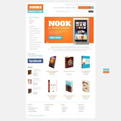 templates for small books education books opencart templates templatemonster