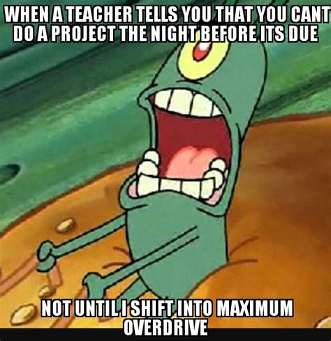 Plankton Meme - maximum overdrive plankton www imgkid com the image