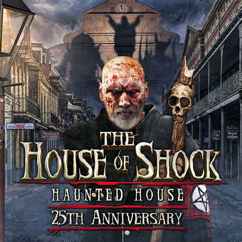 house of shock new orleans house of shock best new orleans haunted house
