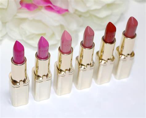 Lipstick L Oreal Color Riche l oreal color riche lipsticks new 2015 collection