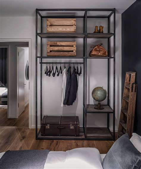 Wardrobe Open Shelves by 4 Beautiful Themed Homes