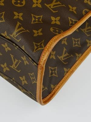 Simpsons Matching Louis Vuitton Beverly Gm Louis Vuitton Sac Chien Carrier And Louis Vuitton Furball by Louis Vuitton Monogram Canvas Beverly Gm Briefcase Bag