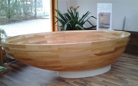 16 Best Wooden Bathtubs And Wooden Sinks Images On