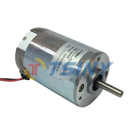 24 Volt Dc Electric Motor small 24 volt dc electric motor 5000rpm micro brush pmdc