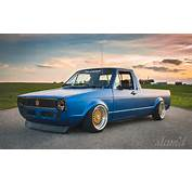 Built To Drive The Dub Dynasty 1981 VW Caddy Slamd Mag  2000x1207