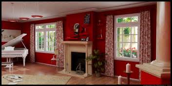 Red Living Room by Red Living Room Ideas Terrys Fabrics S Blog