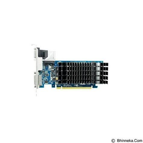 Vga Card Asus 210 Silent jual asus nvidia geforce gt 210 en210 silent di 1gd3 v2 lp murah bhinneka