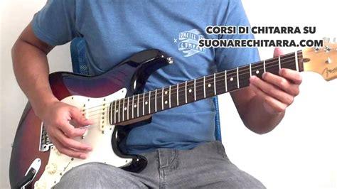 una canzone per te di vasco tutorial chitarra una canzone per te vasco