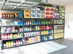 garage organization coupon stockpiling on coupon stockpile food storage