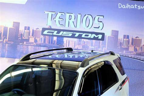 Stiker Sing Custom Terios mobil apa saja yang baru di daihatsu terios custom