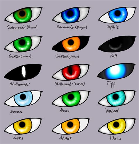 wolf eye color eye color meaning