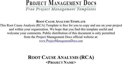 root cost analysis template root cost analysis template 28 images 32 analysis